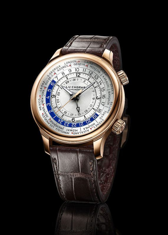 Chopard LUC Time Traveler One - RG soldier