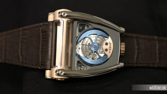 MB&F Hm8 Can-Am - Rose Gold - Front