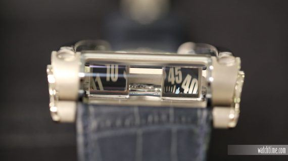 MB&F Hm8 Can-Am - White Gold - Profile 2