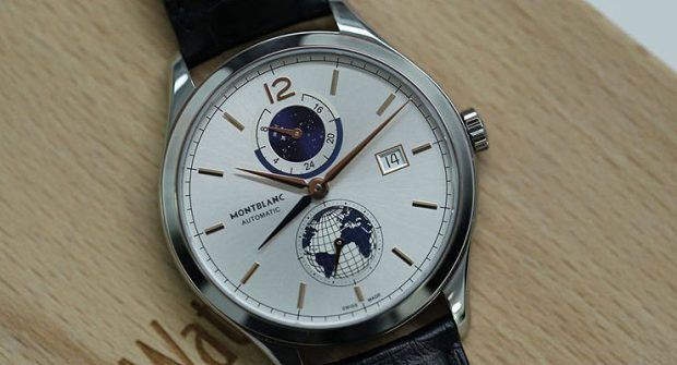 Borrowed Time: Montblanc Heritage Chronométrie Dual Time