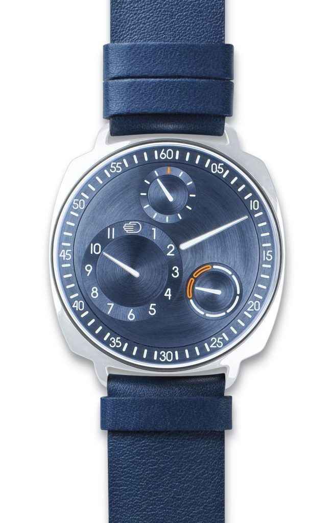 """Ressence: Type 1 """"Squared"""""""