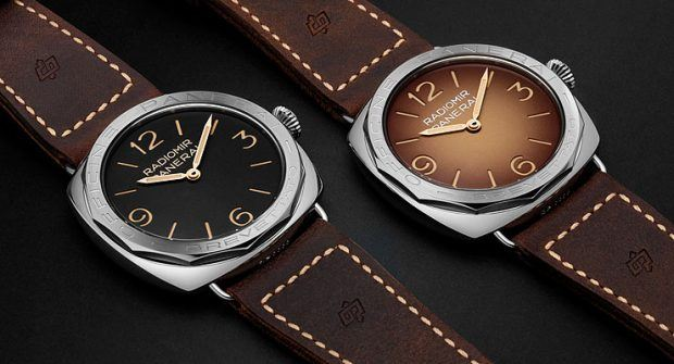 SIHH Preview: New Panerai Radiomir Special Editions