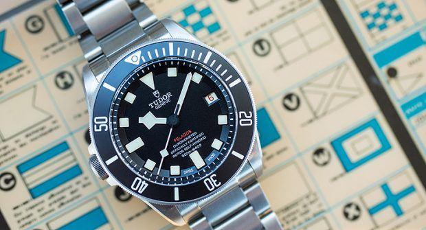 Tudor Pelagos LHD: A Dive Watch for Lefties