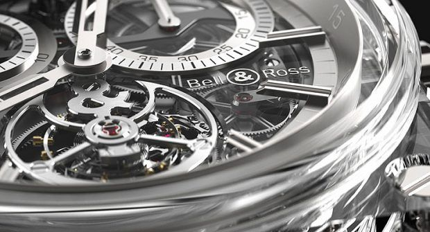 Clearly Complicated: Bell & Ross BR-X1 Tourbillon Sapphire