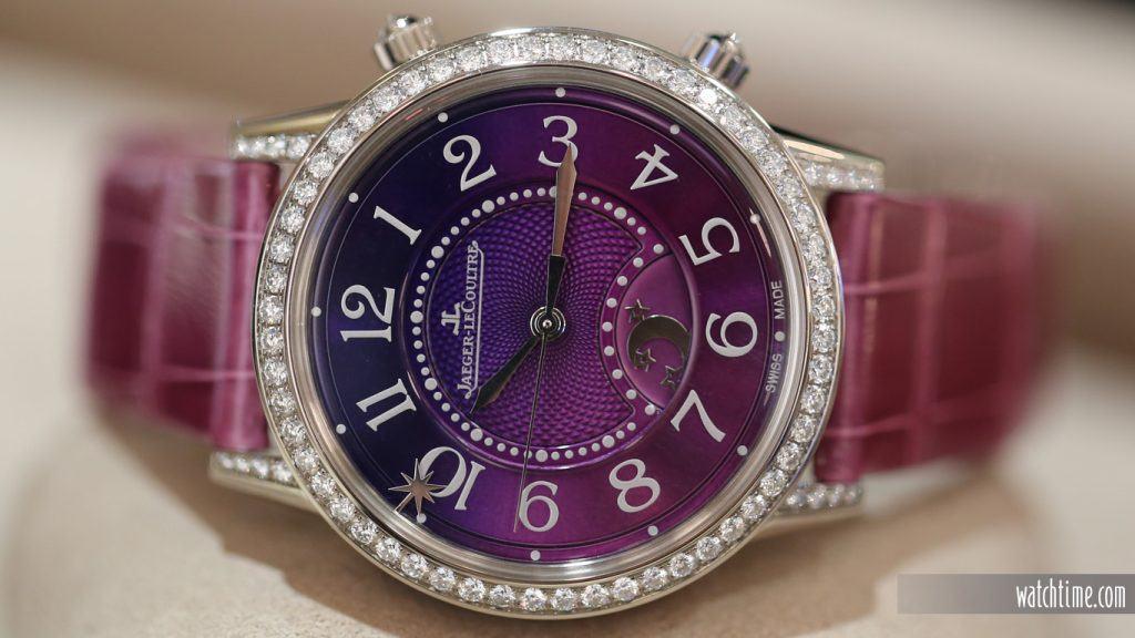 Jaeger-LeCoultre: Rendezvous Purple