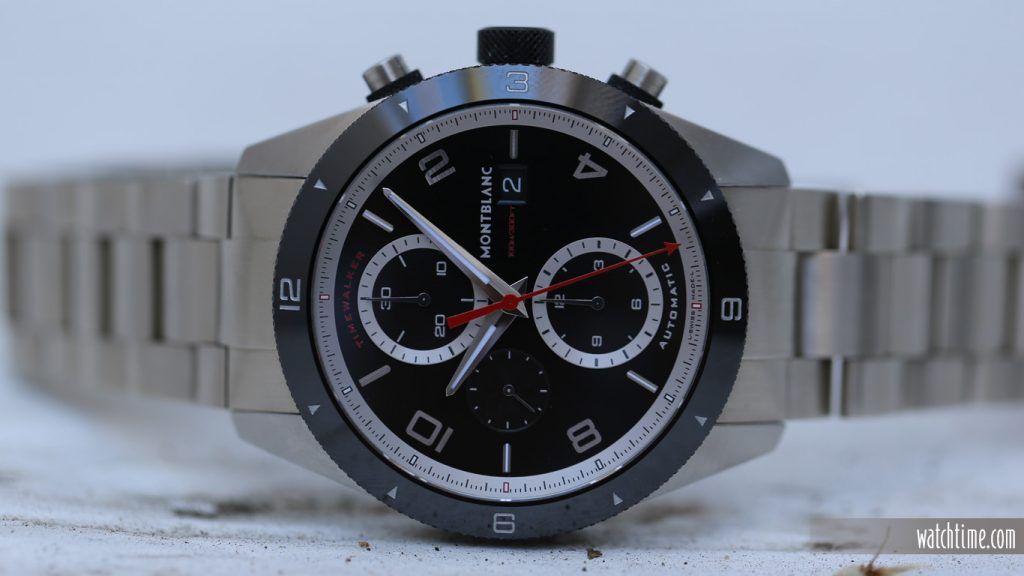 Montblanc: TimeWalker Chronograph UTC