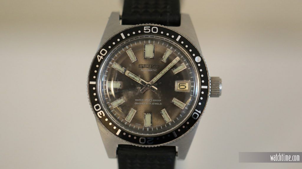 Seiko: First Diver's 150M (1965)