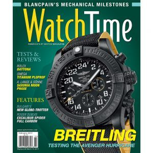 WatchTime Jan Feb 2017 Cover