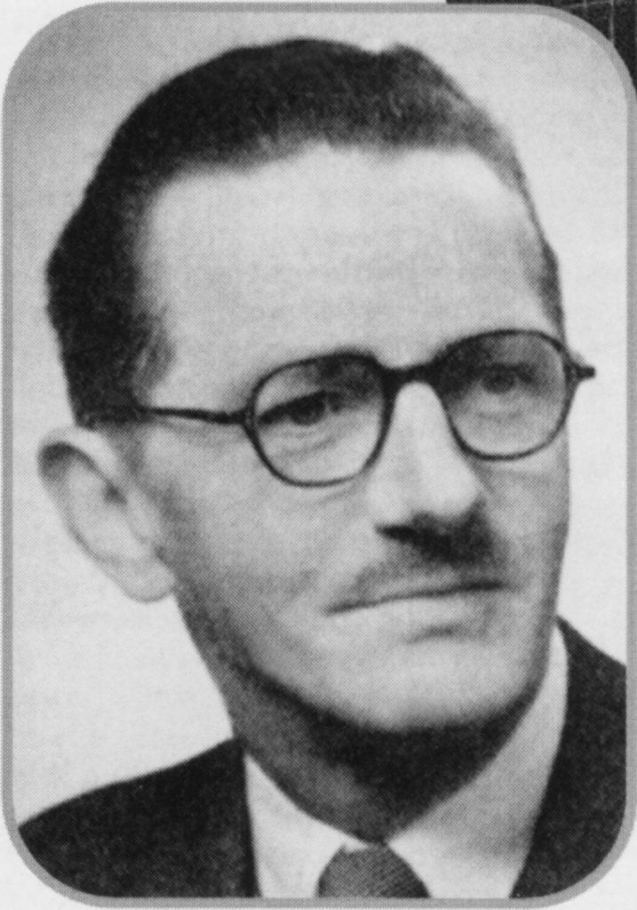 British watchmaker John Harwood, 1926