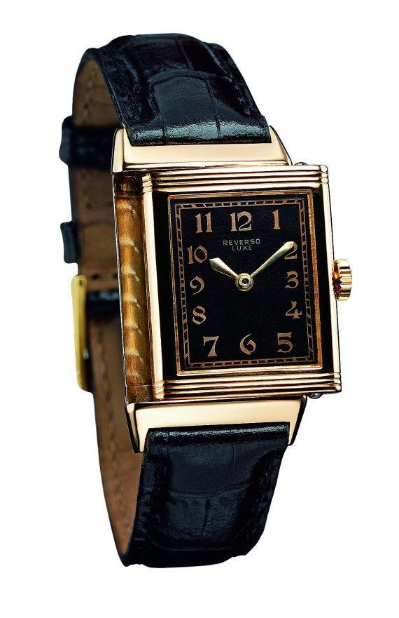 Le Coultre&Cie and Jaeger: Reverso, 1931