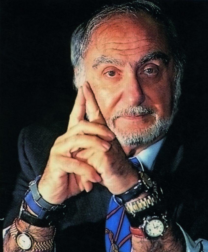 Nicolas Hayek, SMH CEO 1983