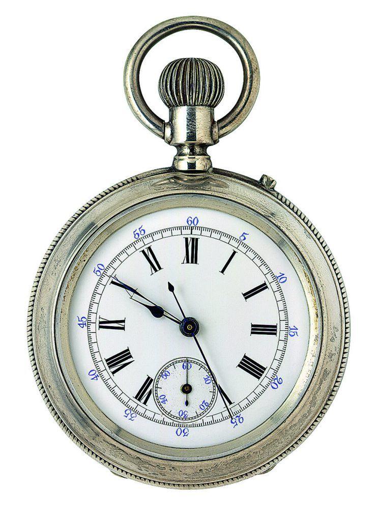 Heuer: Oscillating Pinion,1887