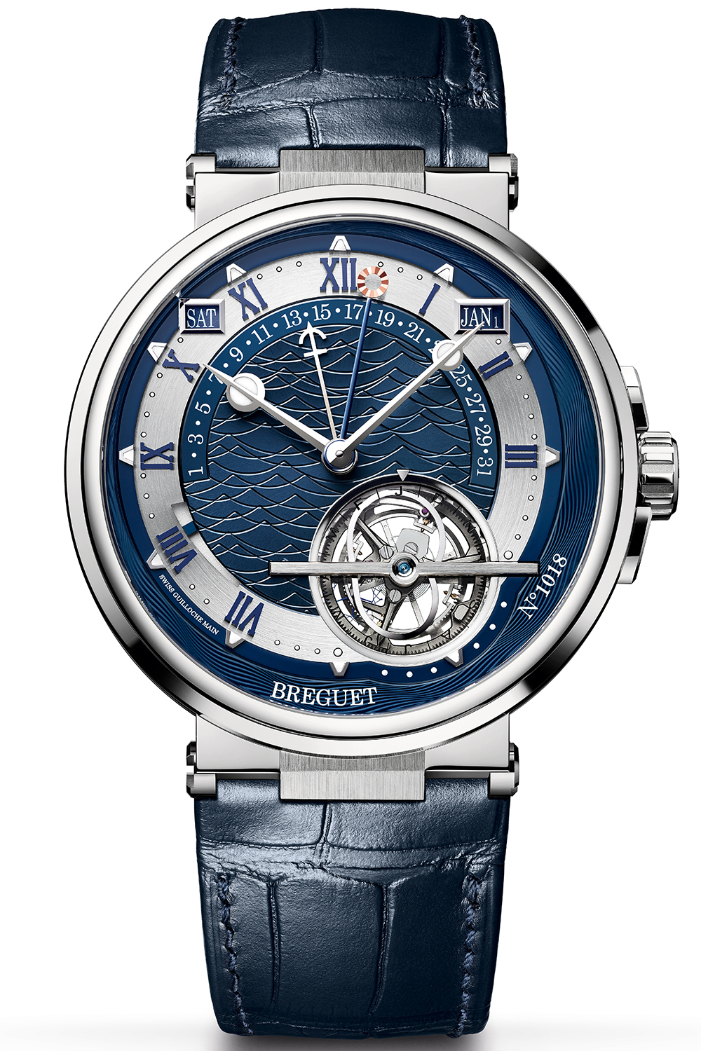 It's Tourbillon Day! Check Out These 12 Intriguing Tourbillon Watches Launched This Year