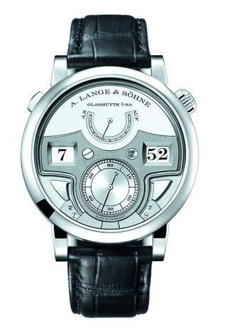 A. Lange & Söhne Zeitwerk Minute Repeater, platinum