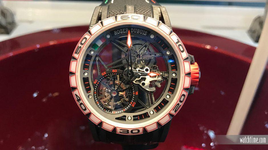 Roger Dubuis Excalibur Spider Italdesign Edition