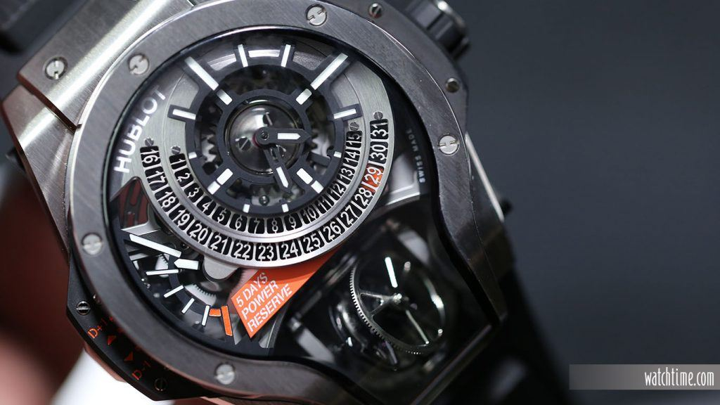 Hublot MP 09 Bi-Axis Tourbillon