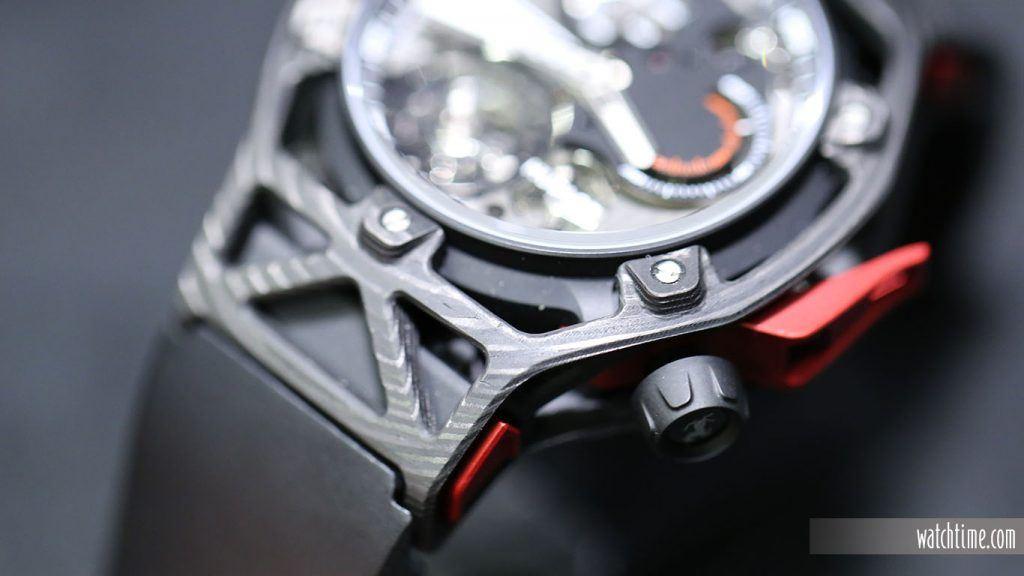 408.NI.0123.RX-SD-HR-W Techframe Ferrari Tourbillon Chronograph