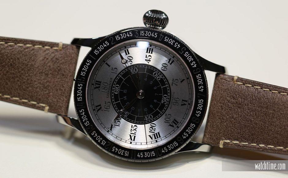 Longines Hour Angle Watch 90th Anniversary