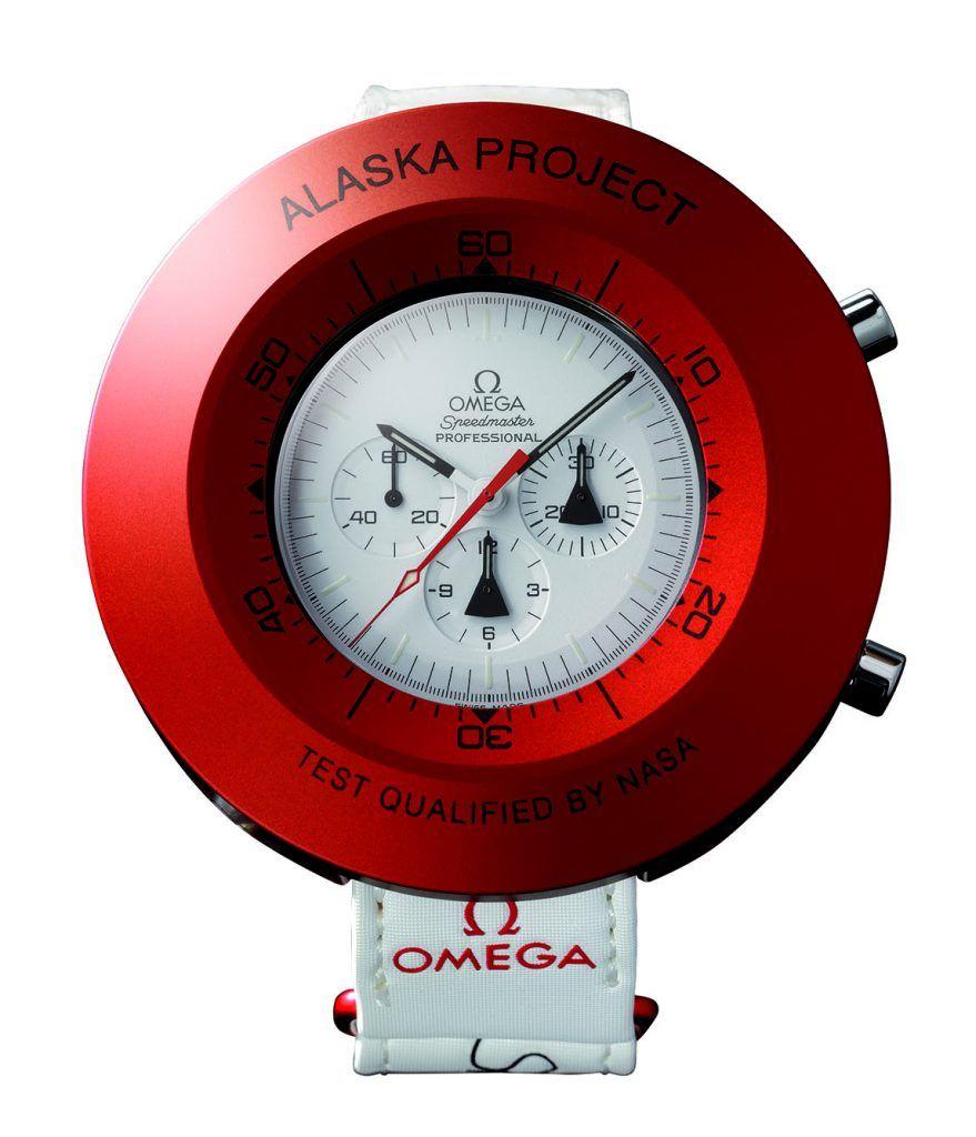 Omega Speedmaster Alaska Project (2008)