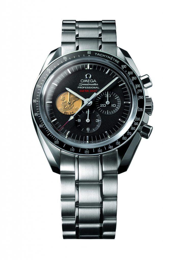 Omega Speedmaster Apollo 11 (2008)