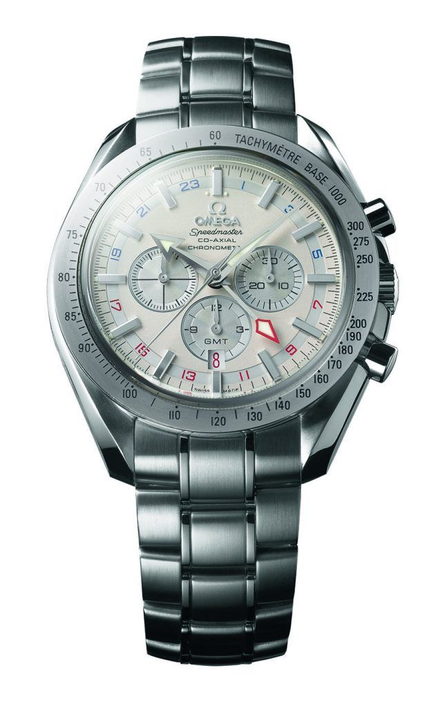 Omega Speedmaster Co-Axial GMT (2005)