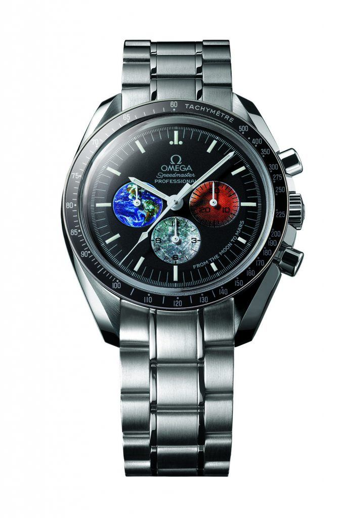 Omega Speedmaster From the moon to mars (2003)