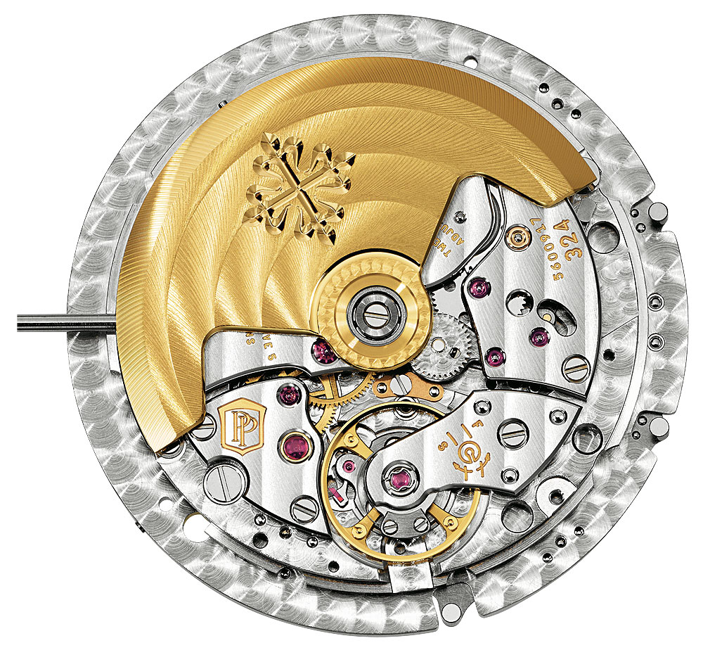 Patek Philippe Caliber 324-S-C-FUS, back