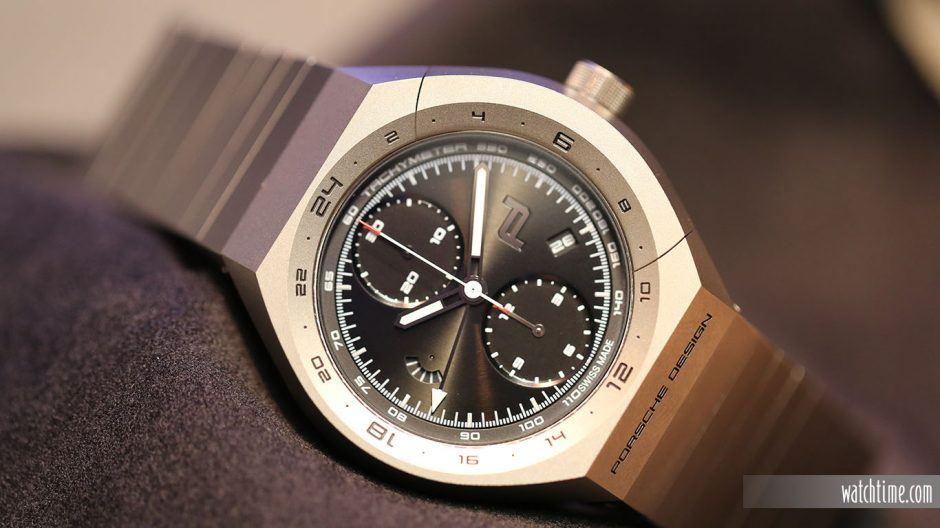 Porsche Design, Monobloc Actuator - all titanium