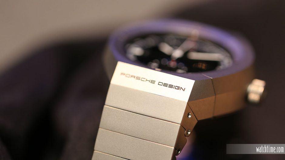 Porsche Design, Monobloc Actuator - all titanium, bracelet