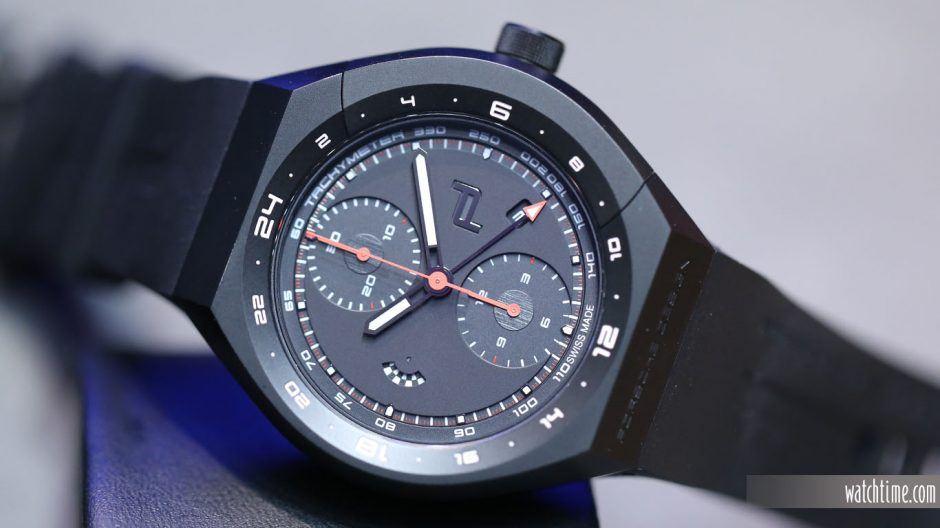 Porsche Design, Monobloc Actuator - black