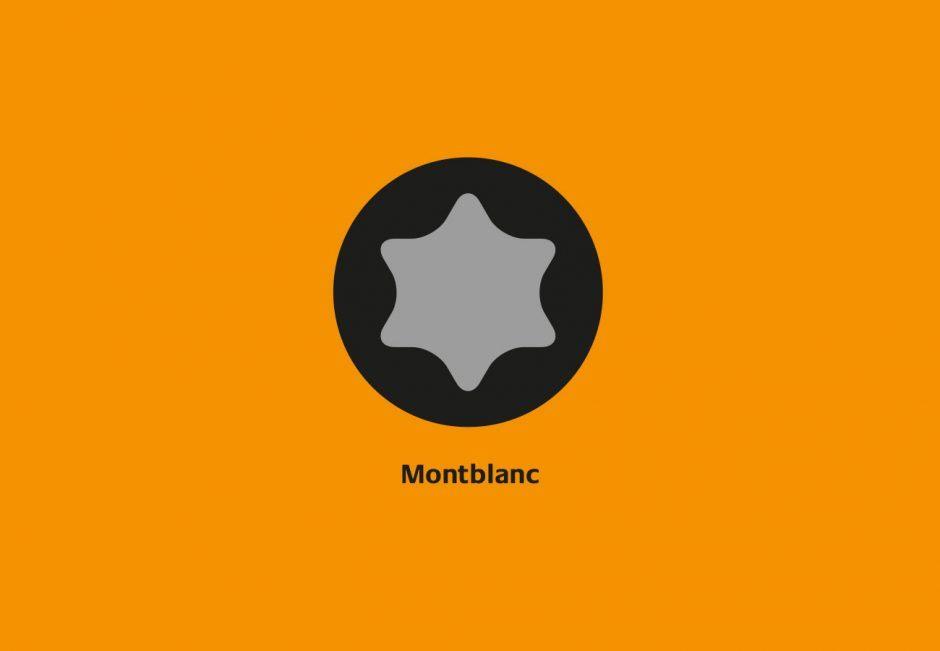Distinctive Watch Srew Shapes: Montblanc