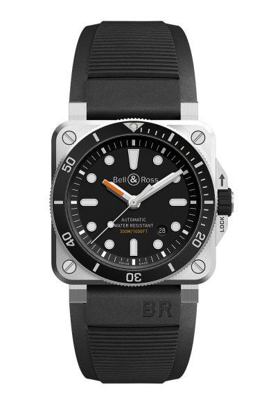 Bell & Ross BR03-92 Diver - front