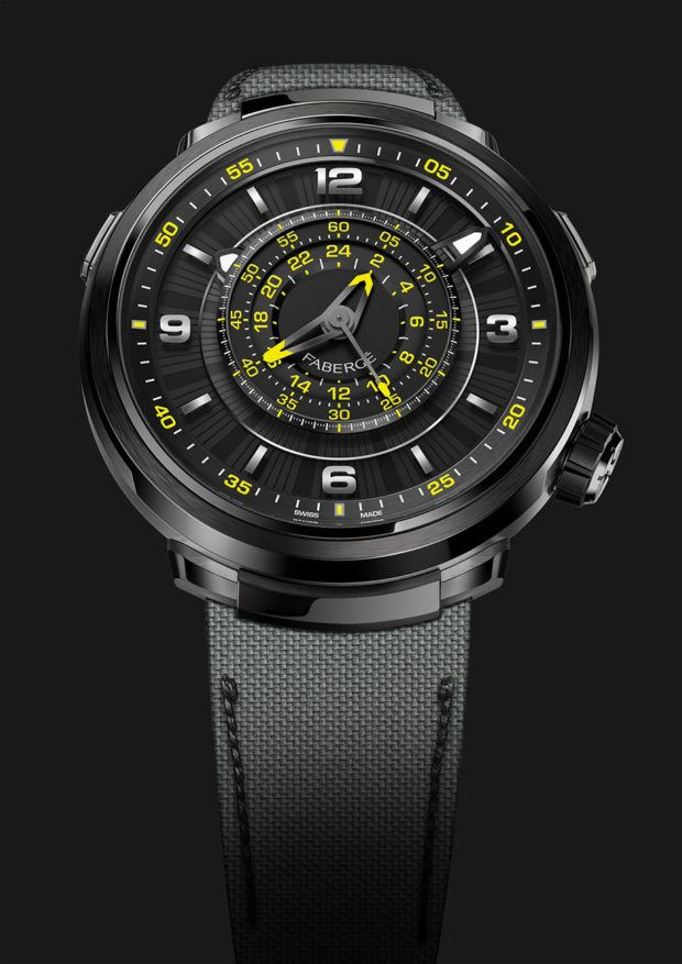 Fabergé Visionnaire Chronograph Only Watch
