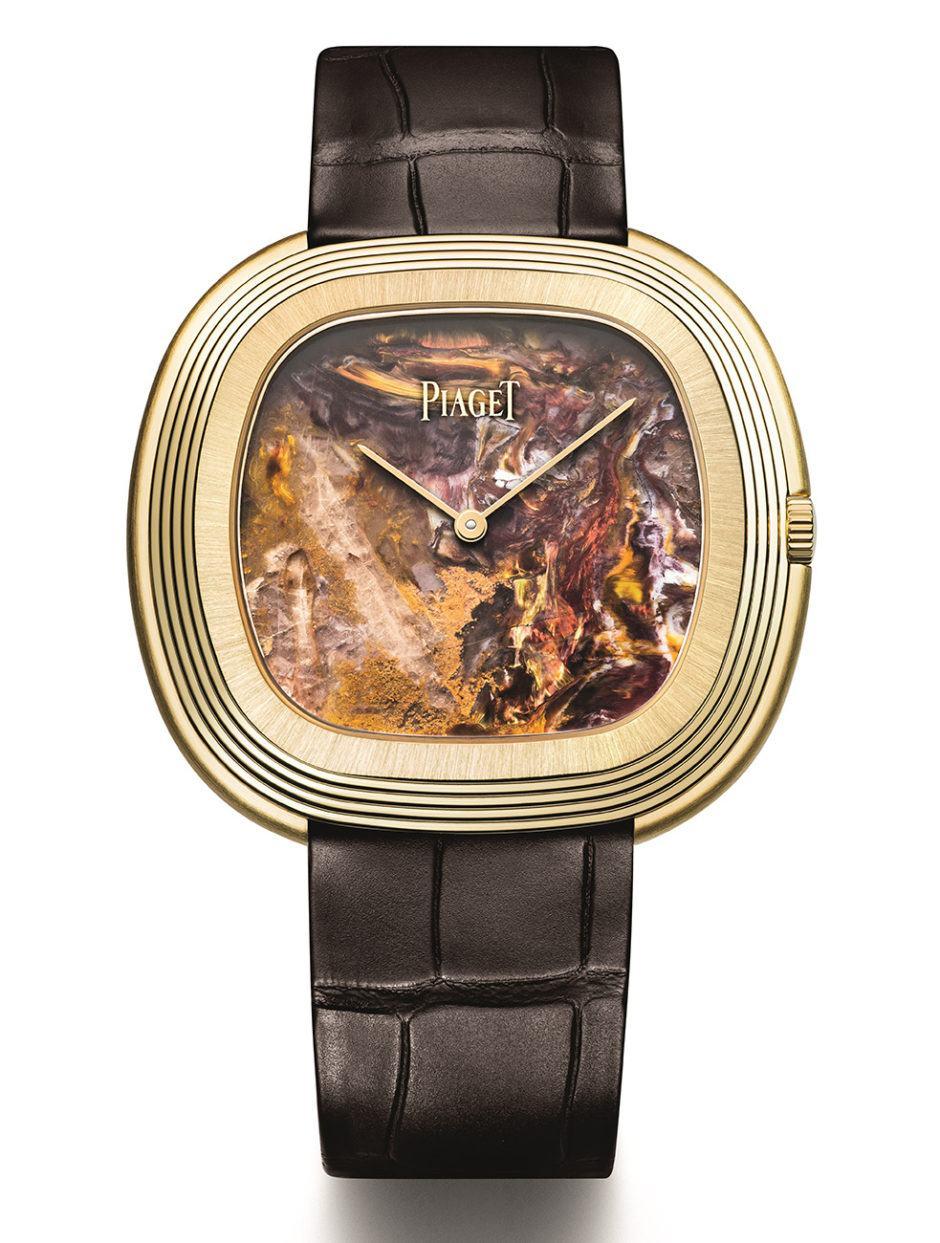 Piaget Black Tie Vintage Watch