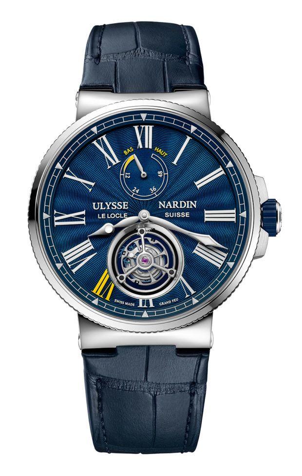 Ulysse Nardin Marine Tourbillon Only Watch