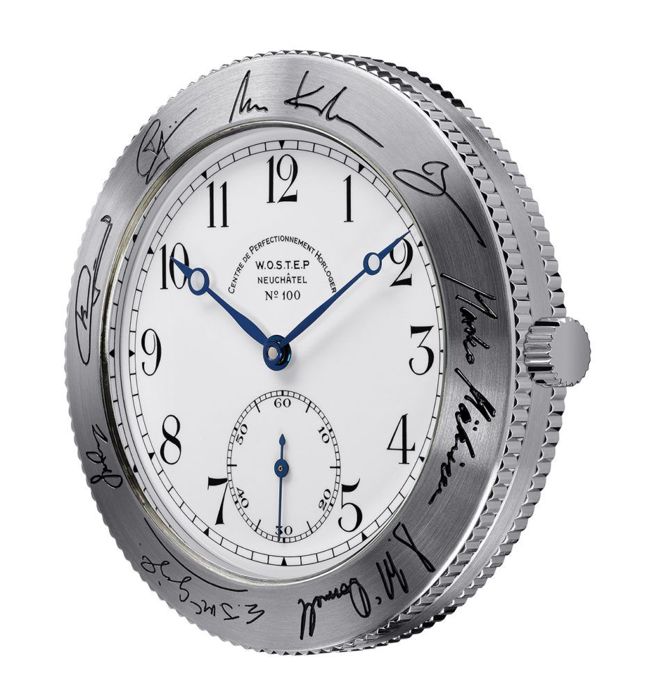 Wostep The Wostep Watch Reference 100