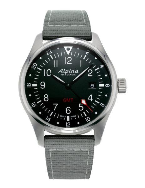 Alpina Startimer Pilot Quartz GMT (AL-247B4S6)