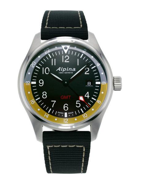 Alpina Startimer Pilot Quartz GMT (AL-247BBG4S6)