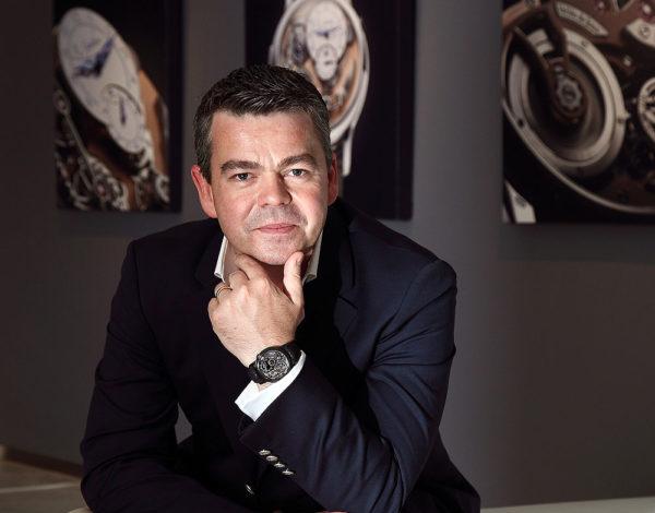 Romain Gauthier - portrait