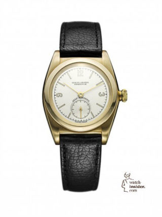 First Rolex Oyster Perpetual, 1931