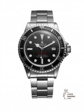 First Rolex Sea-Dweller, 1967