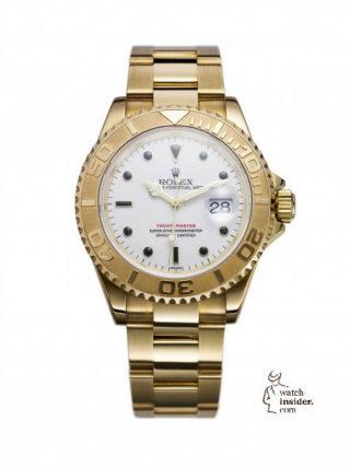 First Rolex Yacht Master, 1992