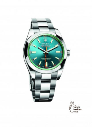 Rolex Milgauss 116400GVA, 2014