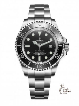 Rolex Deepsea, 2008