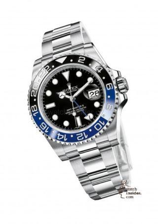 Rolex GMT-Master II 904L, 2013
