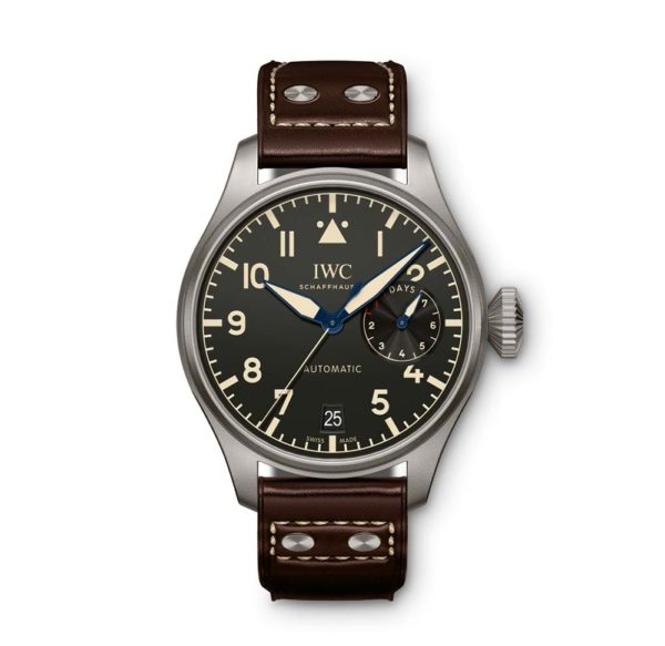 IWC Big Pilot's Watch Heritage - titanium