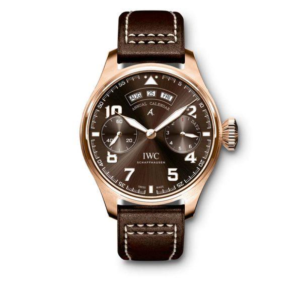 "Big Pilot's Watch Annual Calendar Edition ""Antoine de Saint Exupéry"