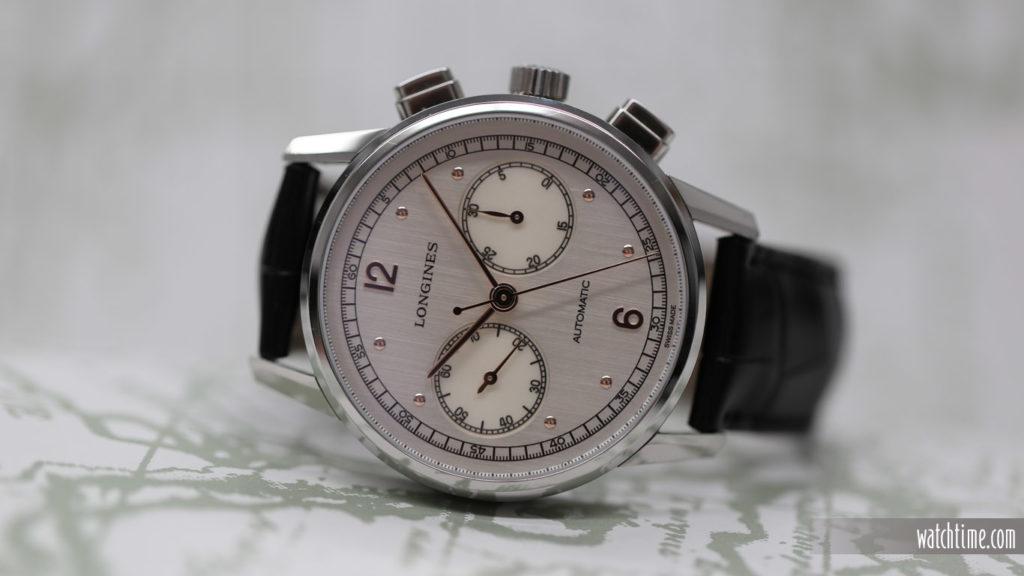 Longines Heritage Chronograph 1940 - Front
