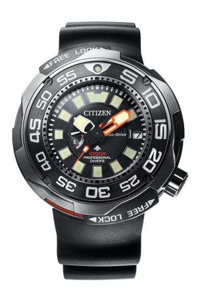 Citizen Promaster Eco-Drive Professional Diver 1000M - soldier