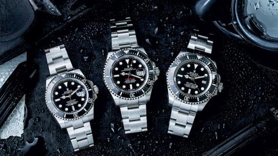 Rolex Evergreen - Divers watches